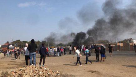 Fueron dos los fallecidos por disparos durante enfrentamientos por bloqueos