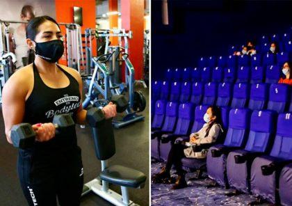 Perú: anuncian reanudación de actividades de cines y gimnasios, ¿en qué consiste?