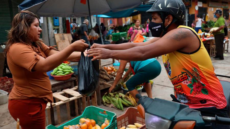 Iquitos coroanvirus agencia efe
