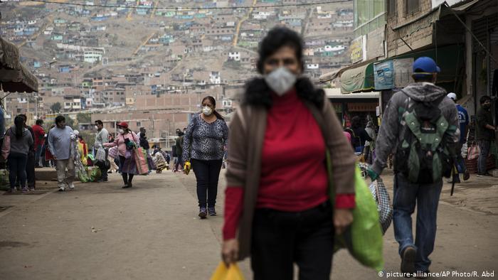 crisis en Perú