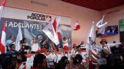 Elecciones 2021: lista de Acción Popular en Arequipa es declarada improcedente