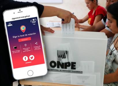 Elecciones 2021: Ya puedes elegir tu local de votación digitalmente (VIDEO)