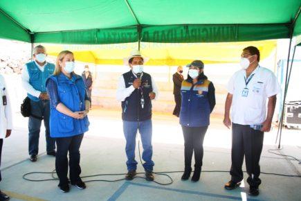 Vacuna contra el coronavirus: ¿Quiénes serán los primeros en recibirla en Arequipa?