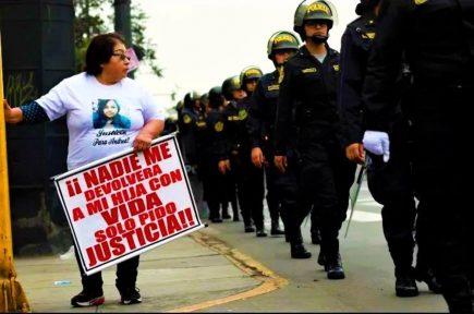 Arequipa: solo 4 de 11 feminicidios ocurridos en 2017 tienen sentencia firme