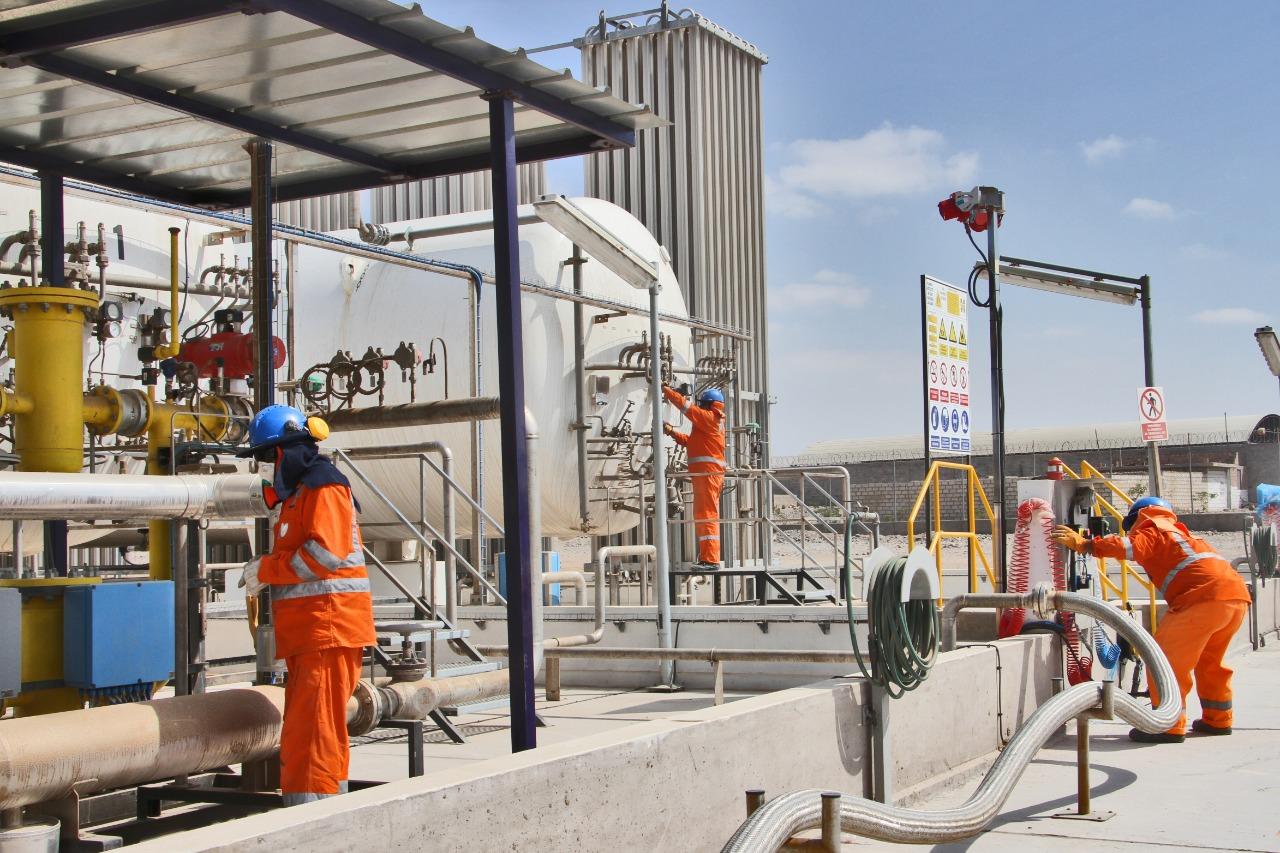 Gas natural de Petroperú