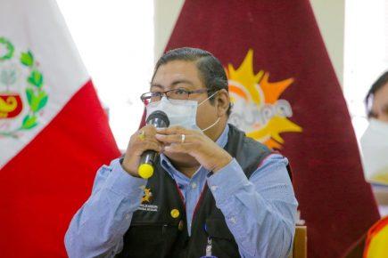 Arequipa: Gerente Salud propone retorno a cuarentena por incremento  de casos