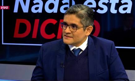 José Domingo Pérez espera concluir investigación contra Fujimori en diciembre