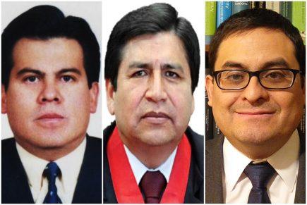 Tres jueces aspiran a la presidencia de la Corte de Justicia de Arequipa
