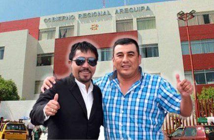 Marcelo Córdova, amigo de gobernador de Arequipa retorna al GRA