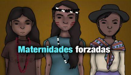 Maternidades forzadas: tres testimonios sobre la violencia que enfrentan niñas y jóvenes indígenas