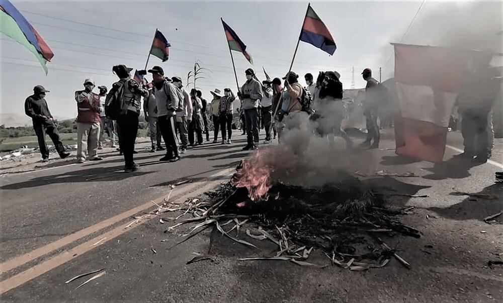 Protestas en Moquegua