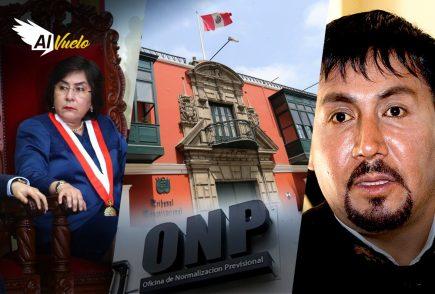 ONP: Demanda contra retiro sería debatida en febrero 2021  |  Al Vuelo Noticias