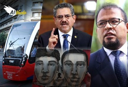 Merino sigue en contra de la exposición en memoria de Inti y Bryan  |  Al Vuelo Noticias