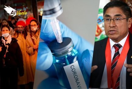 Pilar Mazzetti anunció nuevas medidas para contener la pandemia |  Al Vuelo Noticias