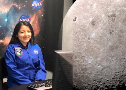 Rosa Ávalos: La peruana que supervisará el nuevo viaje a la Luna