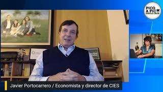 Pico a pico: candidato presidencial de Contigo y debate electoral 2021