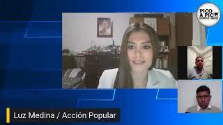 Pico a Pico: los primeros candidatos oficiales al Congreso en Arequipa