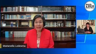 Pico a pico: Entrevista a Marianella Ledesma, presidenta del Tribunal Constitucional