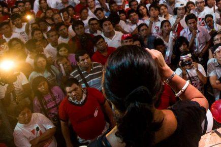 Estos son los primeros candidatos al Congreso por Arequipa