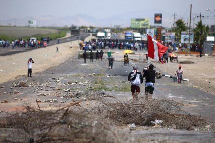 Paro agrario: gobernador de La Libertad confirma segundo fallecido en protestas