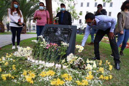 A un mes de las protestas en Perú, familias demandan justicia por abusos (VIDEO)
