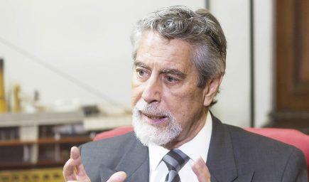 Sagasti: Gerentes de Servir gestionarán finanzas de la Policía aunque haya cambiado el ministro