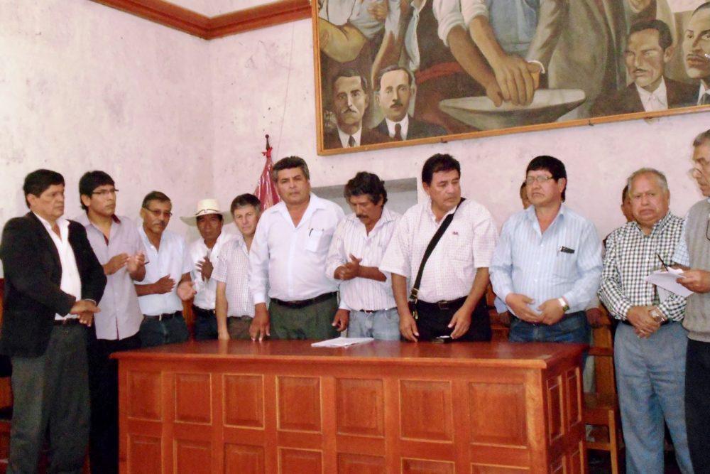 arequipa sentencia dirigentes tía maría valle de tambo