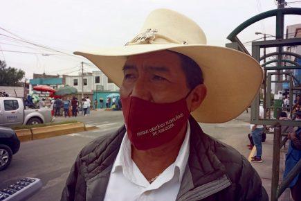 Preparan marcha en respaldo a dirigentes sentenciados por caso Tía María