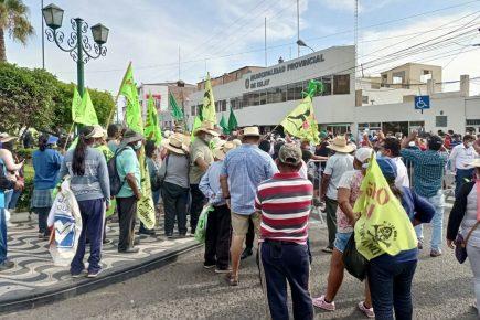 Tía María: sentencia a dirigentes del valle de Tambo aviva protestas en Arequipa
