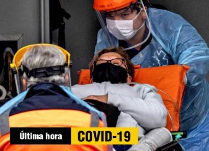 Nueve fallecidos y 328 confirmados con Covid-19 en las últimas horas