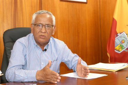 Detienen a gobernador regional de Lambayeque y a otras 16 personas