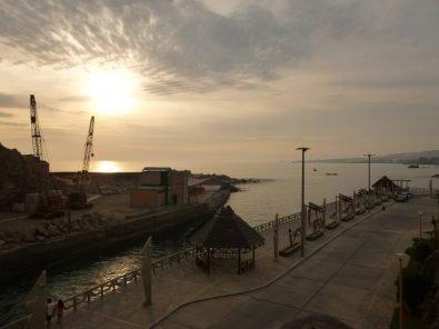 Anécdotas históricas: el «puerto bravo», hoy bravo pero no puerto
