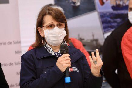 "Ministra Pilar Mazzetti: ""Estamos en una segunda ola"" (VIDEO)"