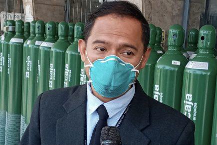 Arequipa: la covid-19 duplica las hospitalizaciones en el Honorio Delgado