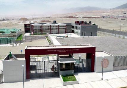 Mollendo cuenta con sede filial de la UNSA para la formación profesional