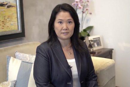 FALSO/ Keiko Fujimori:  Todas las facultades y votos de confianza que solicitaron [gobierno PPK] se les otorgó