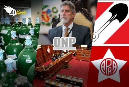 Retiro de fondos ONP: Congreso contestó demanda  | Al Vuelo Noticias