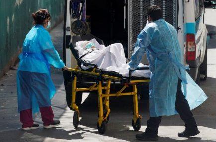 Arequipa: hay 402 pacientes hospitalizados por covid-19, entre ellos, 61 en UCI