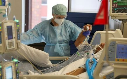 Arequipa: 68 pacientes en estado crítico por covid-19, reporta Geresa