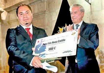Comunidad literaria organiza festival en apoyo del escritor Pedro Novoa