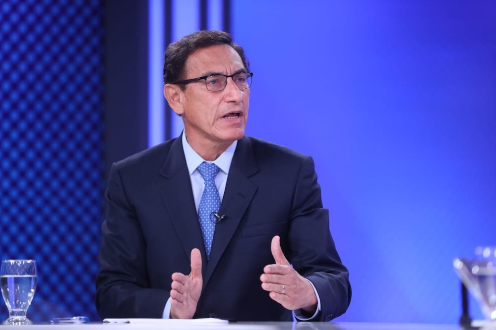 martín vizcarra verificación camas uci