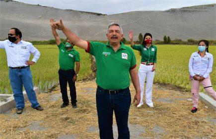 Elecciones 2021: Alberto Beingolea promete que «agro va, pero Tía María también»