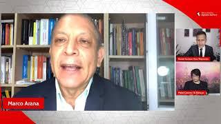 Marco Arana en entrevista con la Red de Medios Digitales del Perú