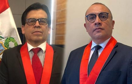 Nuevas autoridades judiciales de Arequipa prometen celeridad en procesos
