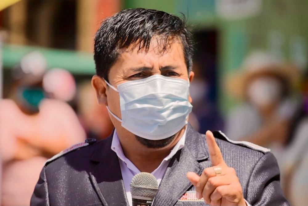 """Gobernador de Arequipa: """"Mi persona no tiene ningún predio en Jardín del Colca"""""""