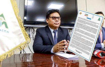 Arequipa: gerente de Autodema se defiende ante acusaciones de irregularidades