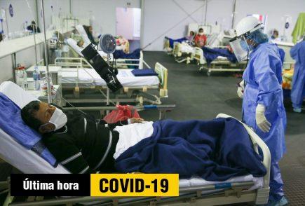Arequipa: 3 fallecidos en Honorio Delgado, 12 en EsSalud y 3 en clínicas por covid-19