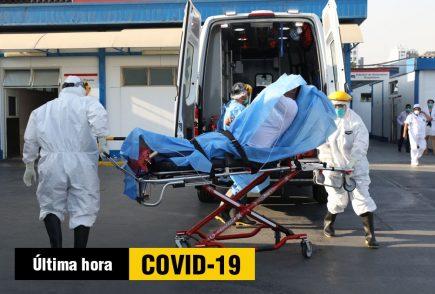Arequipa: 480 nuevos casos de covid-19 fueron detectados en un día
