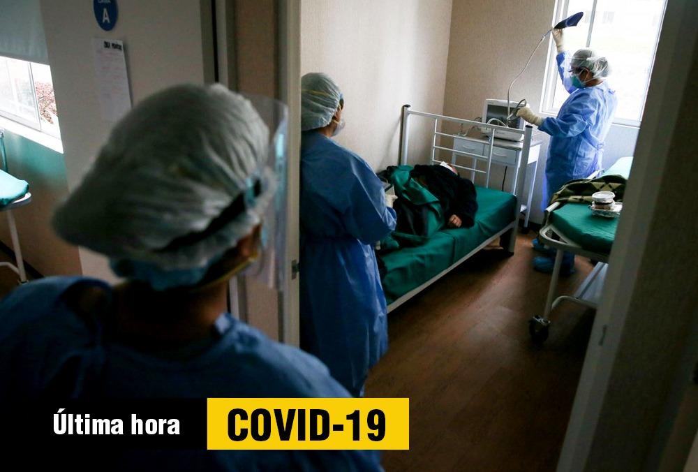 Covid-19 en Arequipa