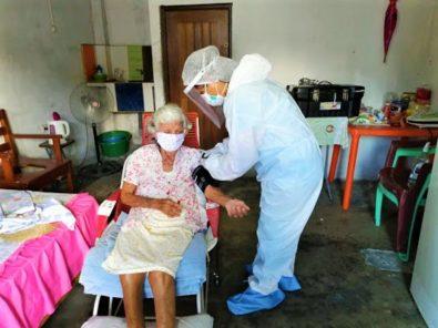 Arequipa: estos son los números para atención domiciliaria de pacientes covid